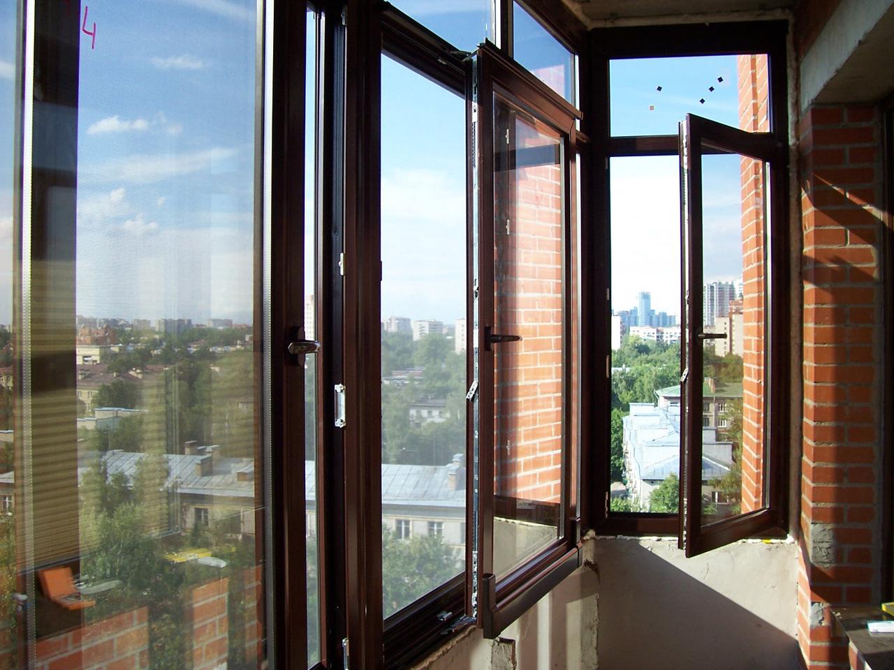 Алюминиевые окна наро фоминск цены